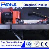Máquina de perfuração de torreta CNC de nova tecnologia de servo