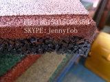 Parque Infantil Exterior de intertravamento de azulejos do piso de borracha (GT0200)