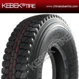 Tous les pneus de camion radial en acier TBR de gros des pneus