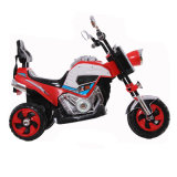 Vélo de moteur à accus d'enfants de modèle neuf avec 3 roues