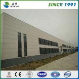 Los edificios de almacenes prefabricados prefabricados, almacén de la estructura de acero