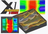 Detector de metales subterráneo/detector de metales/detector del oro/instrumento geofísico y detector para la detección del agua y del metal de subterráneo