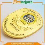 Förderung-Geschenk mit weichem Decklack-Metallpin-Abzeichen