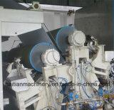 El tejido de la Media Luna de alta velocidad de maquinaria de papel