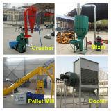 잔디 Feed Pellet Line 또는 Goose 및 Duck Feed Pellet Plant