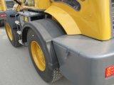 De MiniLader van de Geluidsdrempel 2009/76/Ec, de Kleine Lader Zl16D van het Wiel