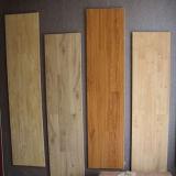 Parquet flotante prefabricado de bajo precio de 3 plazas Pisos de madera de ingeniería