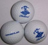2 조각 범위 골프 공