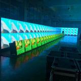 D'intérieur polychrome de l'Afficheur LED P5 d'écran de mur de qualité
