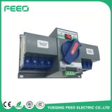 1-63A 2p 3p 4p 230VAC si raddoppiano interruttore automatico di trasferimento di potere