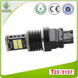 illuminazione dell'automobile LED di 12V 15SMD