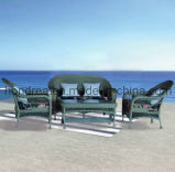 Wicker/Rattan/Outdoor Sofa (HR - S33)