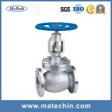 Buona Manuale della Qualità Cina Operated flangia finale in acciaio inossidabile valvola a saracinesca