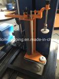 中間の速度半自動LLDPEのフィルムパレット伸張の包む機械