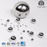 Bola de aço cromada Yusion AISI52100 para rolamento de rolamentos / bola / bicicleta de deslizamento