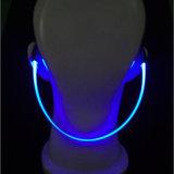 Flash de lumière LED étanche IP66 Sweatproof écouteurs stéréo sans fil pour Smartphone