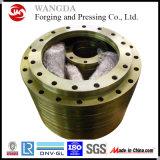 L'acier inoxydable de la norme ANSI DIN a modifié la bride de pipe de Slip-on de bâti