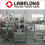 Etichettatrice etichettatrice restringente del manicotto automatico