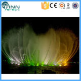 2D Fireworks LED Underwater Light Dancing Musical Garden Water Fountain