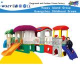 Piccola trasparenza di plastica dei bambini di Playsets con la strumentazione dell'oscillazione (HC-16508)