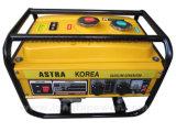 generador portable del keroseno del comienzo de la gasolina de 2kw 2.5kw 3kw