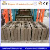 Bloc Qt4-16 concret portatif faisant la machine à emballer de sac de brique de vide de machine