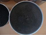 El sustrato de metal en forma de panal catalizador utilizado para el alquiler de catalizador