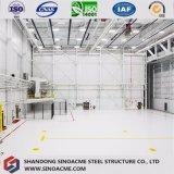 Estrutura Metálica Prefabricadas Sinoacme Hangar de Estrutura de aço