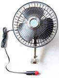 Gelijkstroom 12V Car Oscillating Fan met Metal+Plastic
