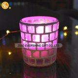高品質の卸し売りガラス蝋燭ホールダー