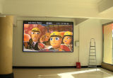 Venda por grosso de cor total de P4 Video wall de LED para interior