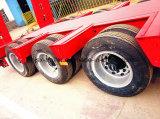 مصنع يوجّه 3 محور العجلة ثقيل - واجب رسم/شحن/منفعة منخفضة سرير [سمي] [تريلر تروك] مقطورة مع انحناء راجع