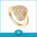 2015 Gran Piedra anillo plata para la promoción (R-0547)
