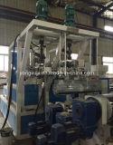 Doppelte Schicht-Blatt Extrudsion Maschine, PP/PS Plastikblatt-Extruder, Co-Verdrängenblatt-Zeile