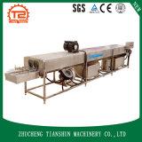 Arruela da pressão e máquina de lavar comercial para a lavagem de frasco