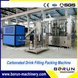 Mit Kohlensäure durchgesetztes Getränk-aufbereitendes Gerät/karbonisierte Getränkefüllmaschine