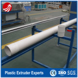 Linha plástica tubulação do gás do PVC que faz a máquina