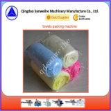 Les serviettes de toilette automatique Machine d'Emballage Rétractable (CFC-590+SWD-2000)