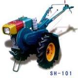 Sh81 Sh101力の耕うん機