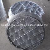 Venda a quente! ! Malha de Arame tipo onda purificador (kdl-124)
