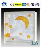 Высокое качество Jinghua художественных L-5 Окраска стекла блок/кирпича