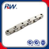 空Pinのステンレス鋼のローラーの鎖