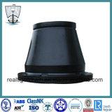 Tipo defensa de goma del cono del barco para la protección de la nave