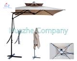 2.2X2.2meter Steel Wrench Umbrellaの庭Umbrella Hanging Parasol Outdoor Umbrella Hanging Parasol