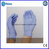 Устранимые перчатки Gl8002 нитрита