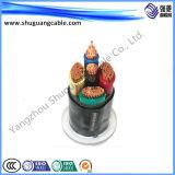 Силовой кабель оболочки Zr-VV/LV/PVC Insulation/PVC