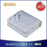 Double chauffage confortable mou Underblanket d'ouatine avec la protection contre la chaleur finie
