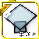 Panel de cristal térmico para la construcción