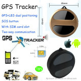 Mini Persoonlijke GPS Drijver met Echt - tijd het Volgen (T8S)