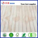 Oak/cendres/Sapeli/Teck/noyer/hêtre/Cherry/Maple contreplaqué stratifié Natutal placage de fantaisie pour le mobilier et décoration